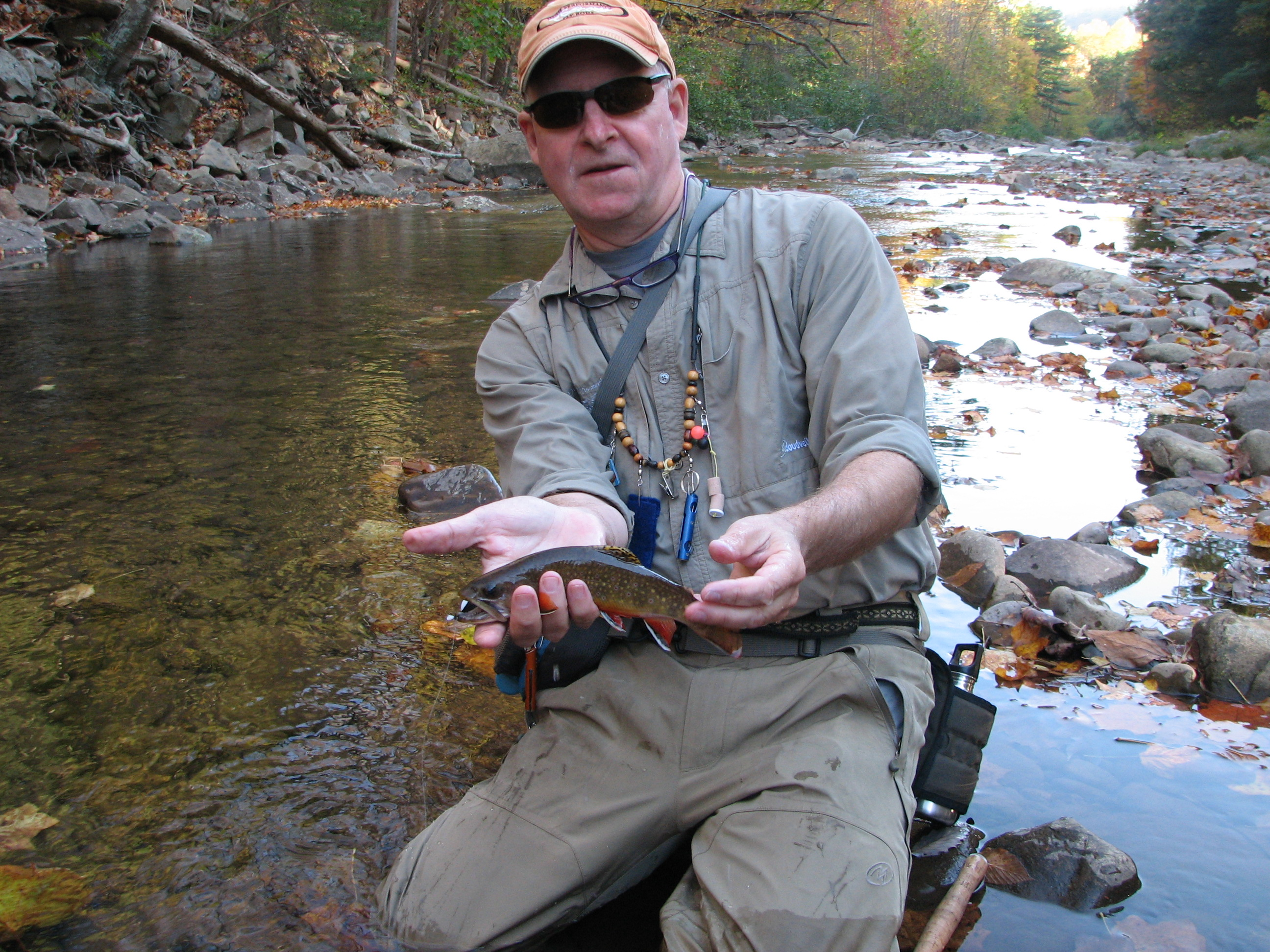 Tenkara success