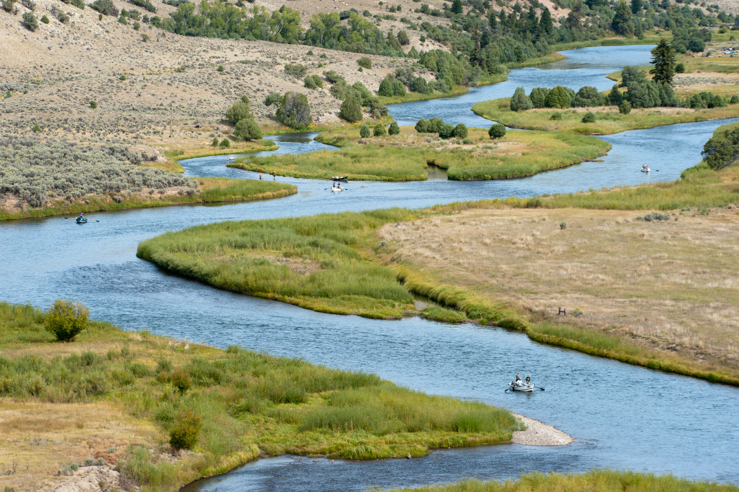 Water Wars: Upper Colorado River