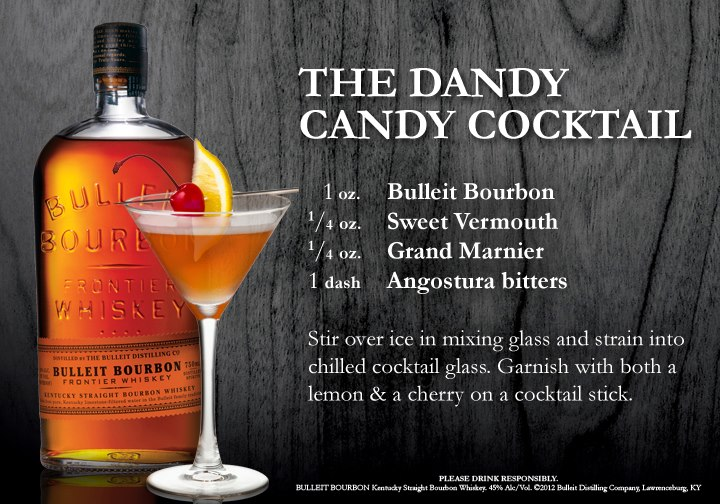 Bulleit Dandy Candy