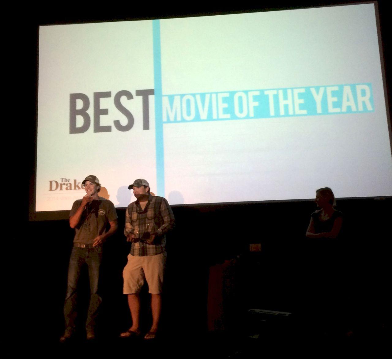 Blood Knot Wins Big at The Drake Film Awards
